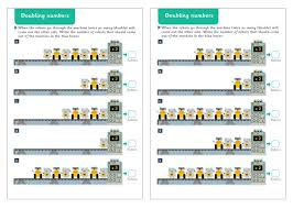 using doubles u0027 maths worksheets free early years u0026 primary