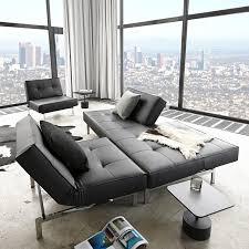 canapé luxe design fauteuil modulaire de luxe splitback chrome innovation living dk