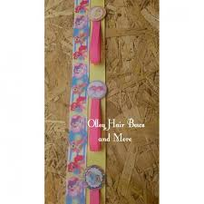 My Little Pony Gift Wrapping Paper - my little pony inspired accessory hanger my little pony hair bo