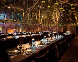 tent decor for a birthday dinner party the bar mitzvah blog