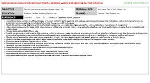 Monash Resume Sample by Sencha Java Ext Js Senior Developer Resumes Samples