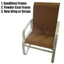 Replacement Straps For Patio Chairs Outdoor Furniture Repair Straps Patio Furniture Replacement Seat