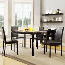 Modern Kitchen Table And Chairs Contemporary U0026 Modern Dining Table Sets Hayneedle
