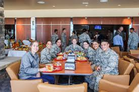 thanksgiving lunch at the prep school usafa webguy