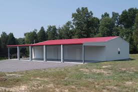 Barn Roof Styles by Gable End Steel Buildings For Sale Ameribuilt Steel Warehouses