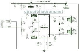 speaker circuit diagram u2013 readingrat net