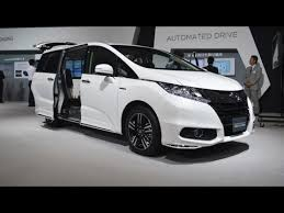 odyssey car reviews and news at carreview 2016 honda odyssey sport hybrid all new car review pinterest