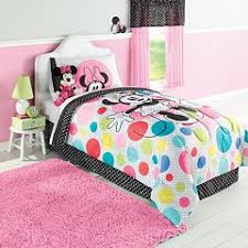 Kohls Girls Bedding by Disney U0027s Minnie Mouse Reversible Bedding Collection Alyssa U0027s New