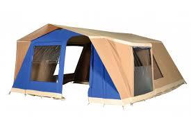 toile de tente 4 places 2 chambres tente aruba bleu cabanon latour tentes matériel de cing