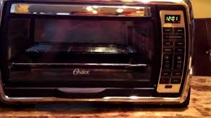 Oster Extra Large Toaster Oven Unboxing Oster Oven Digital Large Capacity Toaster Review Youtube