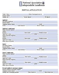 free minnesota rental application u2013 pdf template