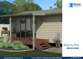 Backyard Granny Flat Granny Flat Brochure V11b