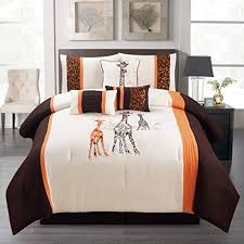 Giraffe Bedding Set Giraffe Bedding Blankets Giraffe Things