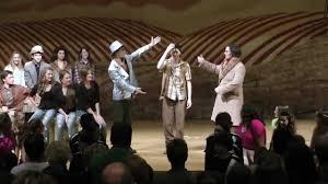 Oz Curtain The Wizard Of Oz Curtain Call Mp4 Youtube