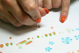piggieluv one stroke nail art workshop at pronails breda