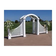 wedding arbor rental wedding arch arbor rental