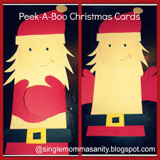 busy young single mom sanity construction paper christmas crafts