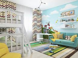 wall creative wall murals for kids clever room decor ideas