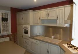 renovation cuisine chene renover cuisine en chene fresh charming repeindre meuble cuisine