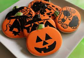 Halloween Pumpkin Sugar Cookies - cookies with kids simple jack o u0027 lanterns u2013 the sweet adventures