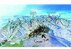 Whistler Trail Map Trail Map Guides Skiing