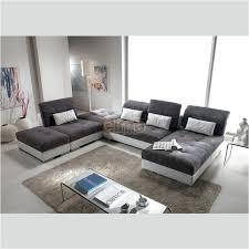 canape fauteuil cuir salon dossier modulable pvc gris9015 akano canape modulable en cuir microfibre dangle contemporain tissu david