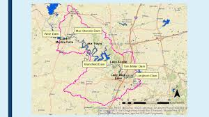 Lake Lanier Map Lake Travis Drought Katie Born Goal Map The Drought Severity In
