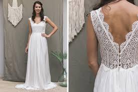 robe mari e lyon chez les yacks robes de mariée bohèmes chic les marieuses