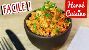 plat simple a cuisiner recette riz au poulet facile one pot chicken rice
