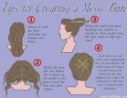tips for the messy bun face and beauty products pinterest