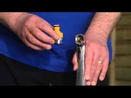 Attach Hose To Kitchen Sink by How To Connect Your Hosepipe To A Kitchen Mixer Tap Using A