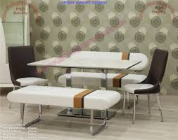 kitchen table sets wooden table and chair interior design