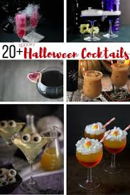 20 halloween cocktails sugar spice and glitter