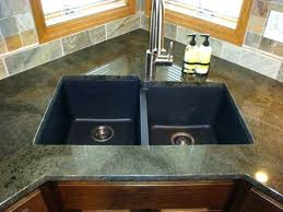 granite composite sink vs stainless steel metal kitchen sink base cabinet stainless steel sink base cabinets
