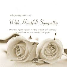 condolence cards free sympathy condolences cards for sympathy quotes