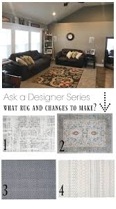 where to put what in kitchen cabinets ask a designer series rugs kitchen cabinets and furniture