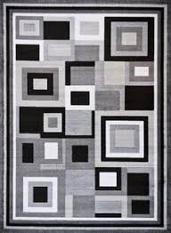 Affordable Modern Rugs Gray Abstract Large Contemporary Rugs 150 Bargain