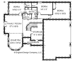 Home Design Plans With Basement 2 Story House Floor Plans With Basement Basements Ideas