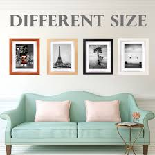 wooden photo frame picture display modern wall mounted art home wooden photo frame picture display modern wall mounted art home decor