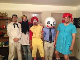 fast food giants cheap halloween group costumes popsugar smart