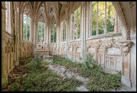 architectural ruins phsc ca