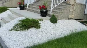 White Rock Garden Front Yard Landscaping Ideas White Rock Low Maintenance