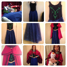 Anna Frozen Costume 310 Best Cosplay Frozen Anna U0027s Winter Dress Images On