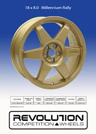 subaru rally wheels rvc906j5s148561gao millennium rally wheels revolution