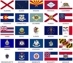 States Flags Image Gallery State Flags