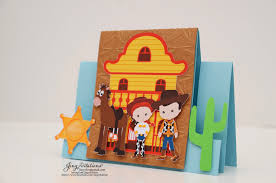 toy story invitations cowboy woody and jesse jingvitations