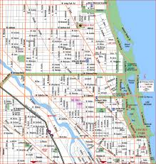 chicago map side hospital map for chicago chicago illinois aaccessmaps