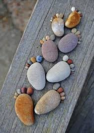 Creative Craft Ideas Making Home Decorations With Beach Pebbles - Crafting ideas for home decor