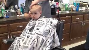 hair cuts for 18 month old boy josiah s 1st haircut 16 months old youtube