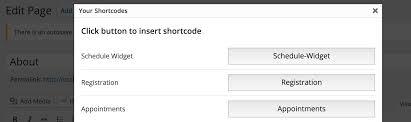 mindbody widget u2014 wordpress plugins